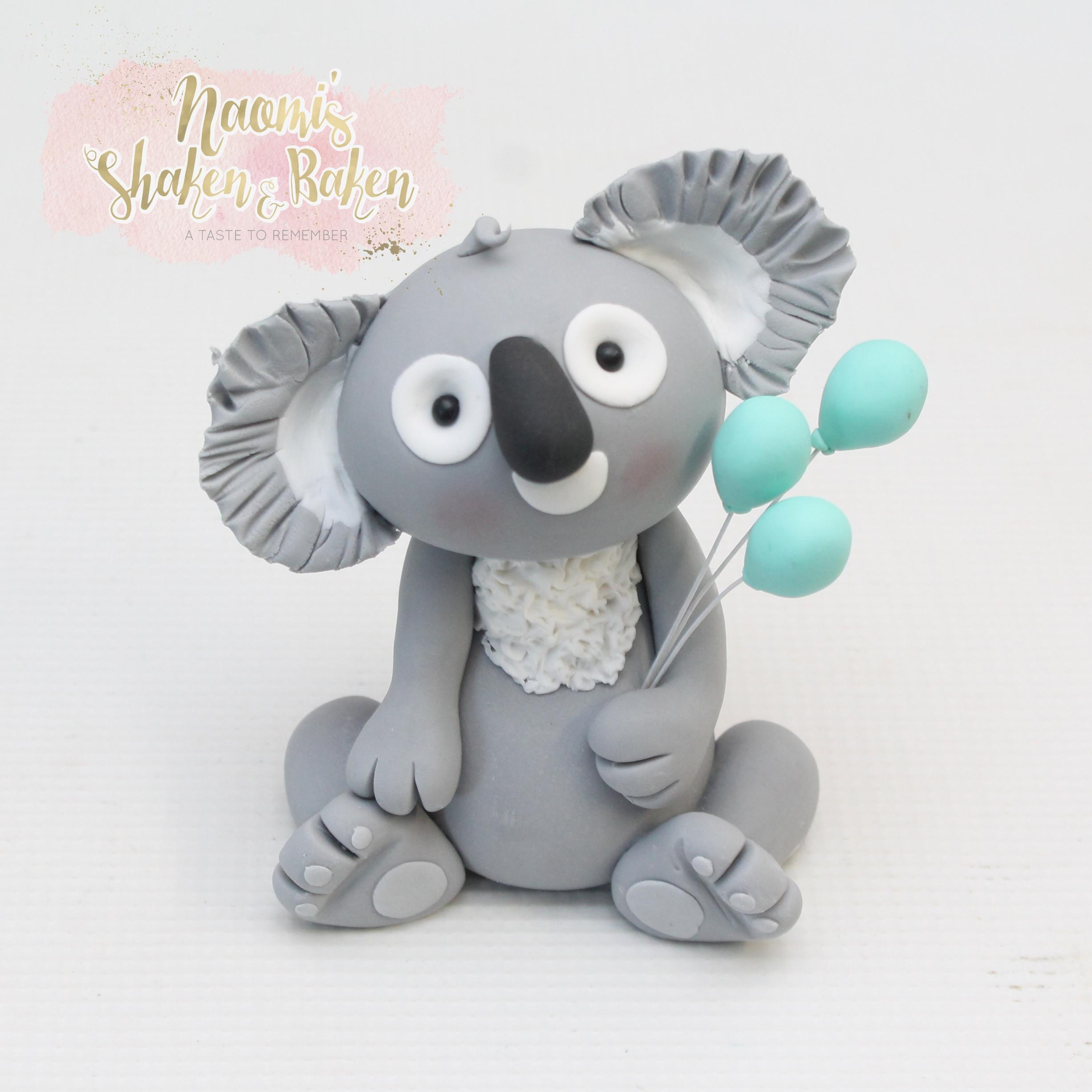3D Handmade Koala
