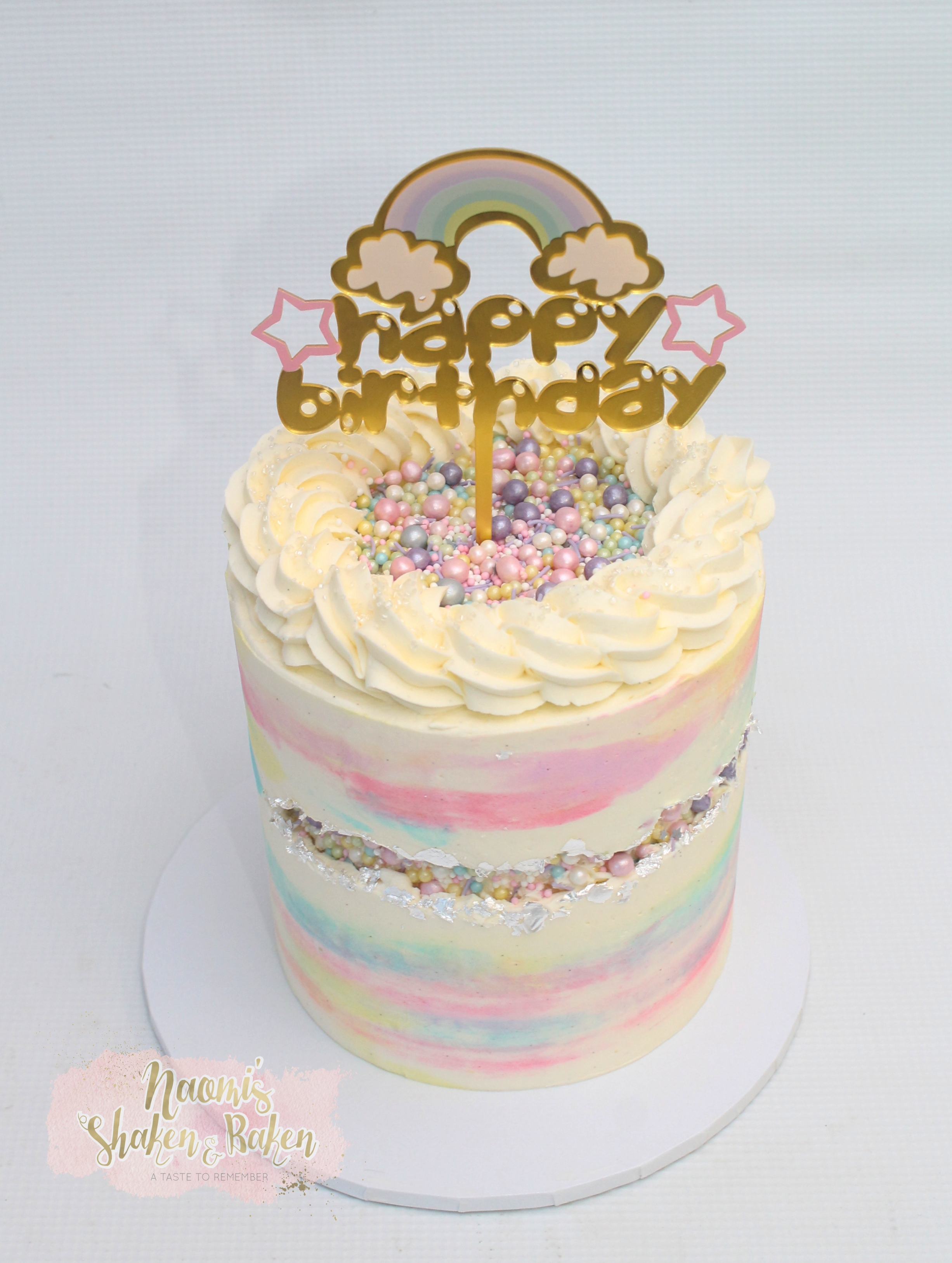 Cool Naomis Shaken Baken Caboolture Custom Cakes For All Events Funny Birthday Cards Online Unhofree Goldxyz