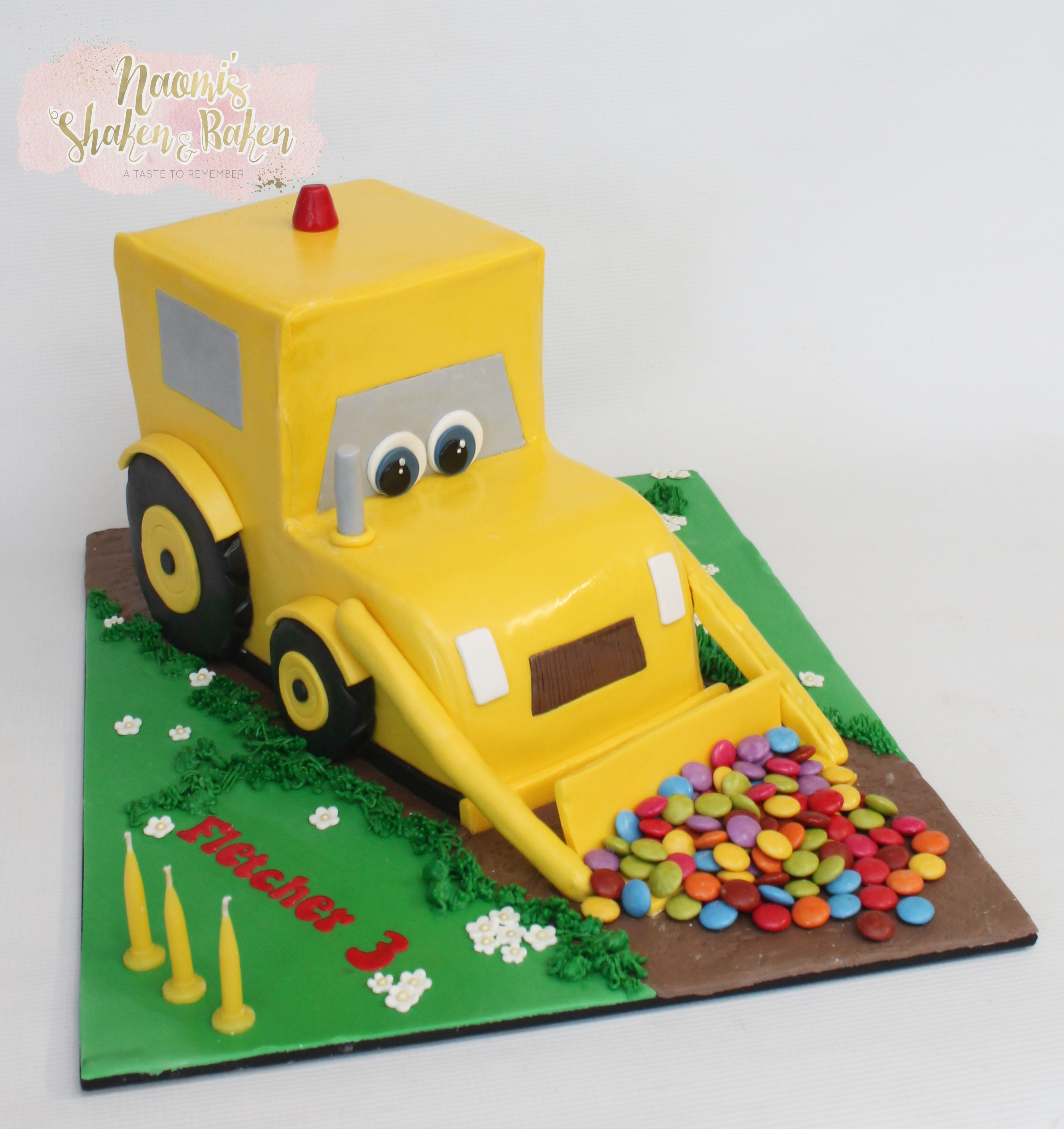3D carved cake Caboolture