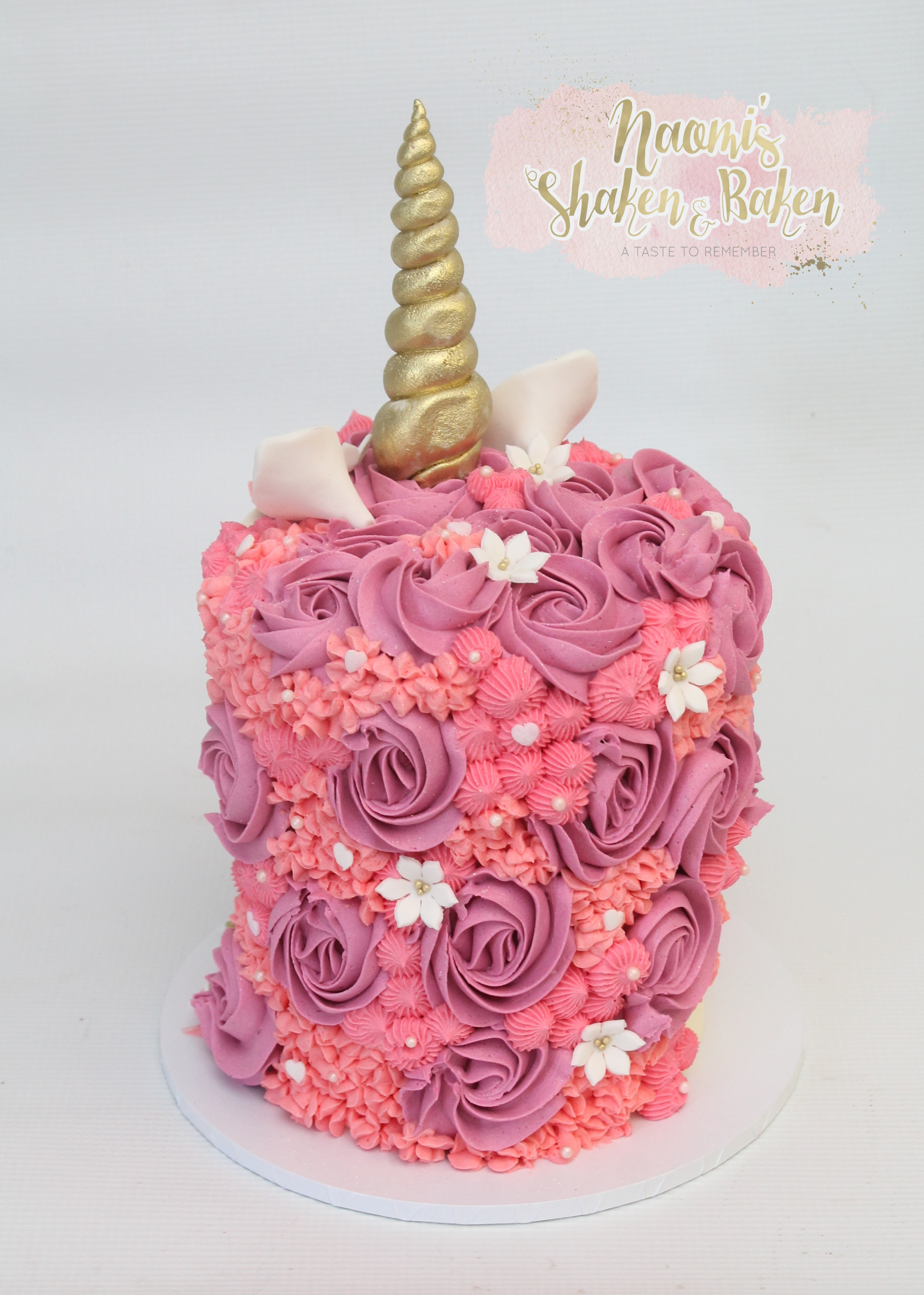 "5"" Unicorn Cake Caboolture"