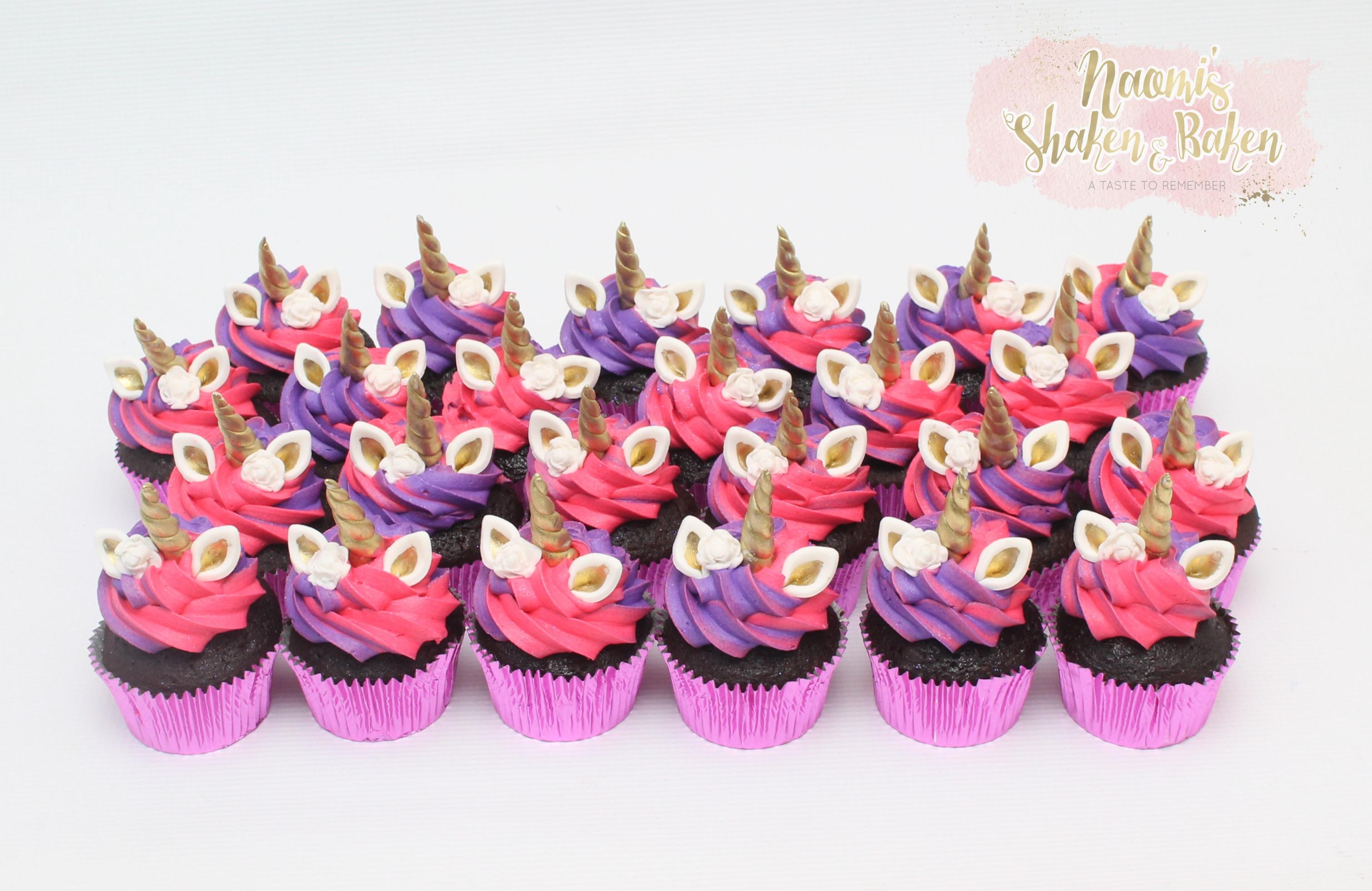 Unicorn Cupcakes Morayfield