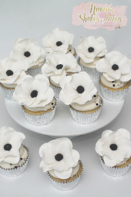 VIP event cupcakes