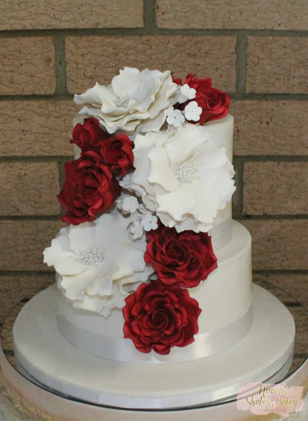 Wedding cake Glengariff