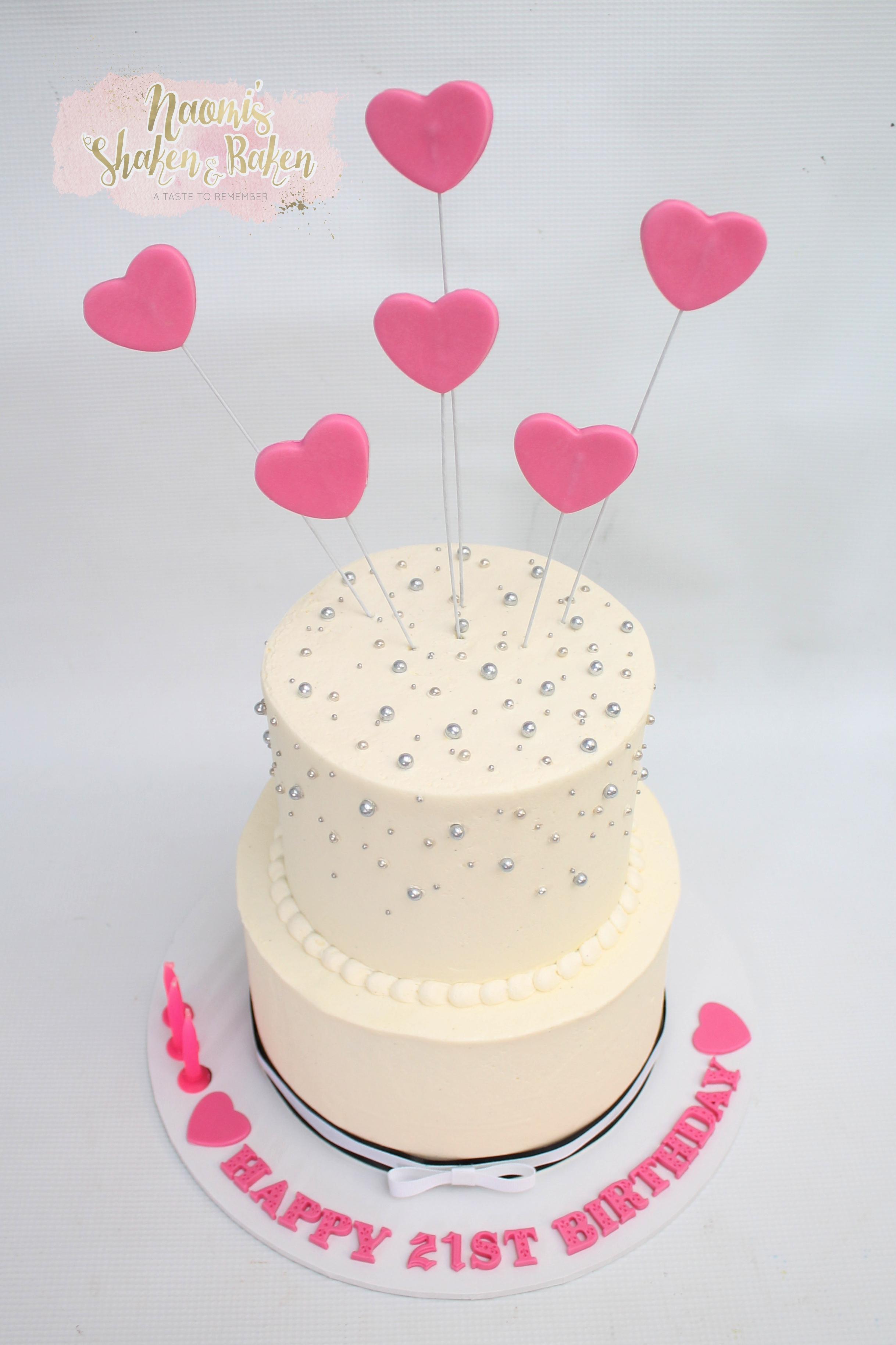 21st birthday cake caboolture