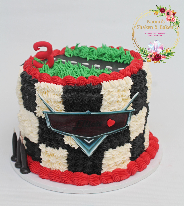 Car Birthday Cake Caboolture