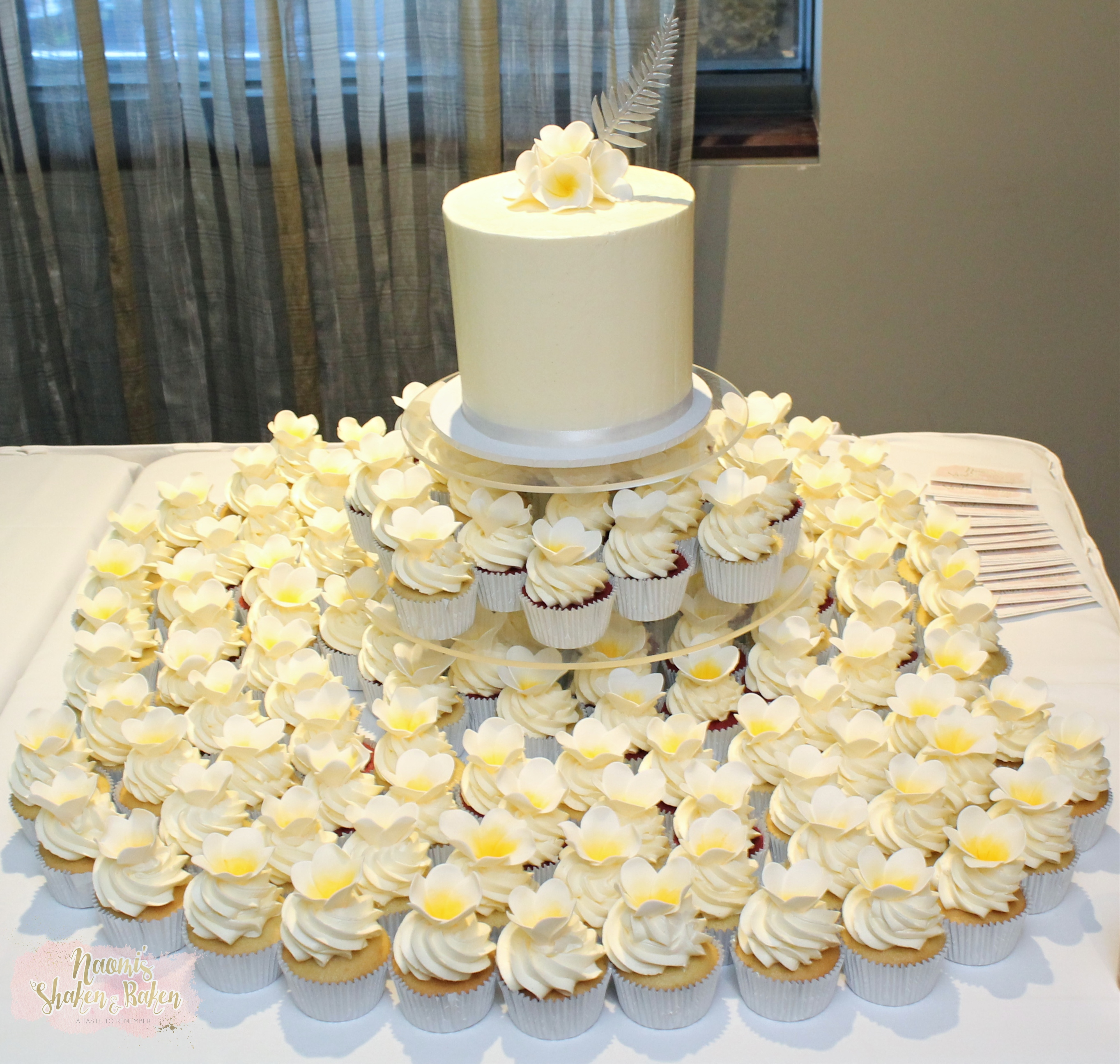 Cutting Cake & Cupcakes