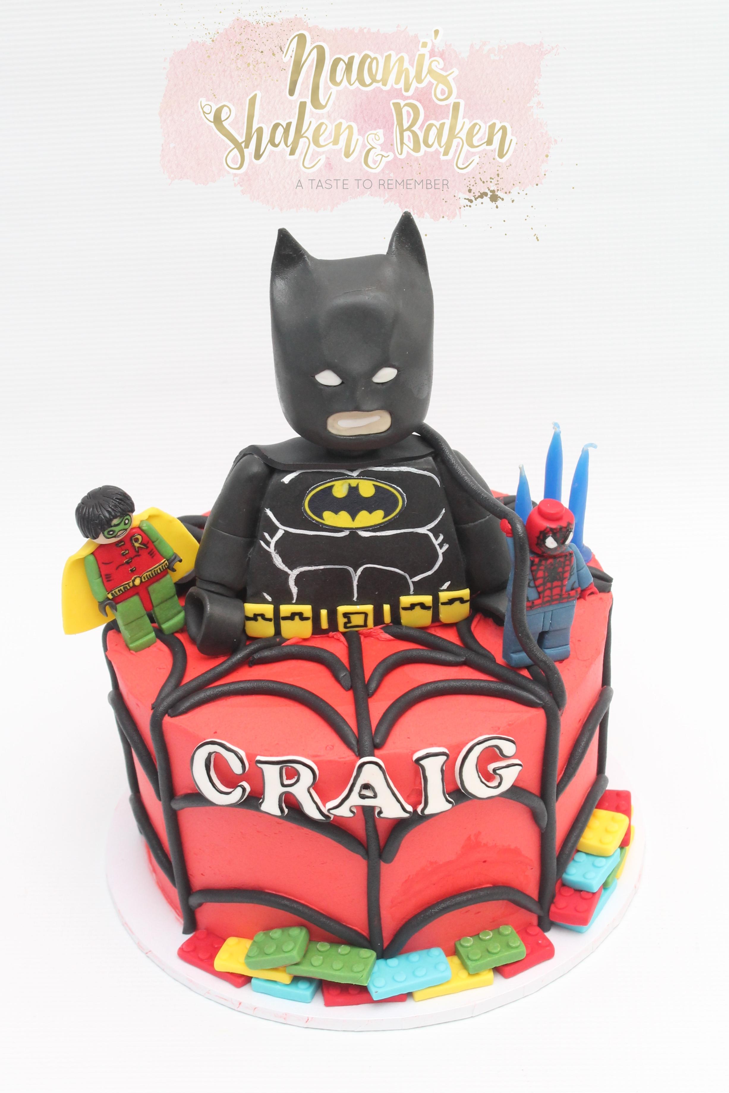 Hero's cake