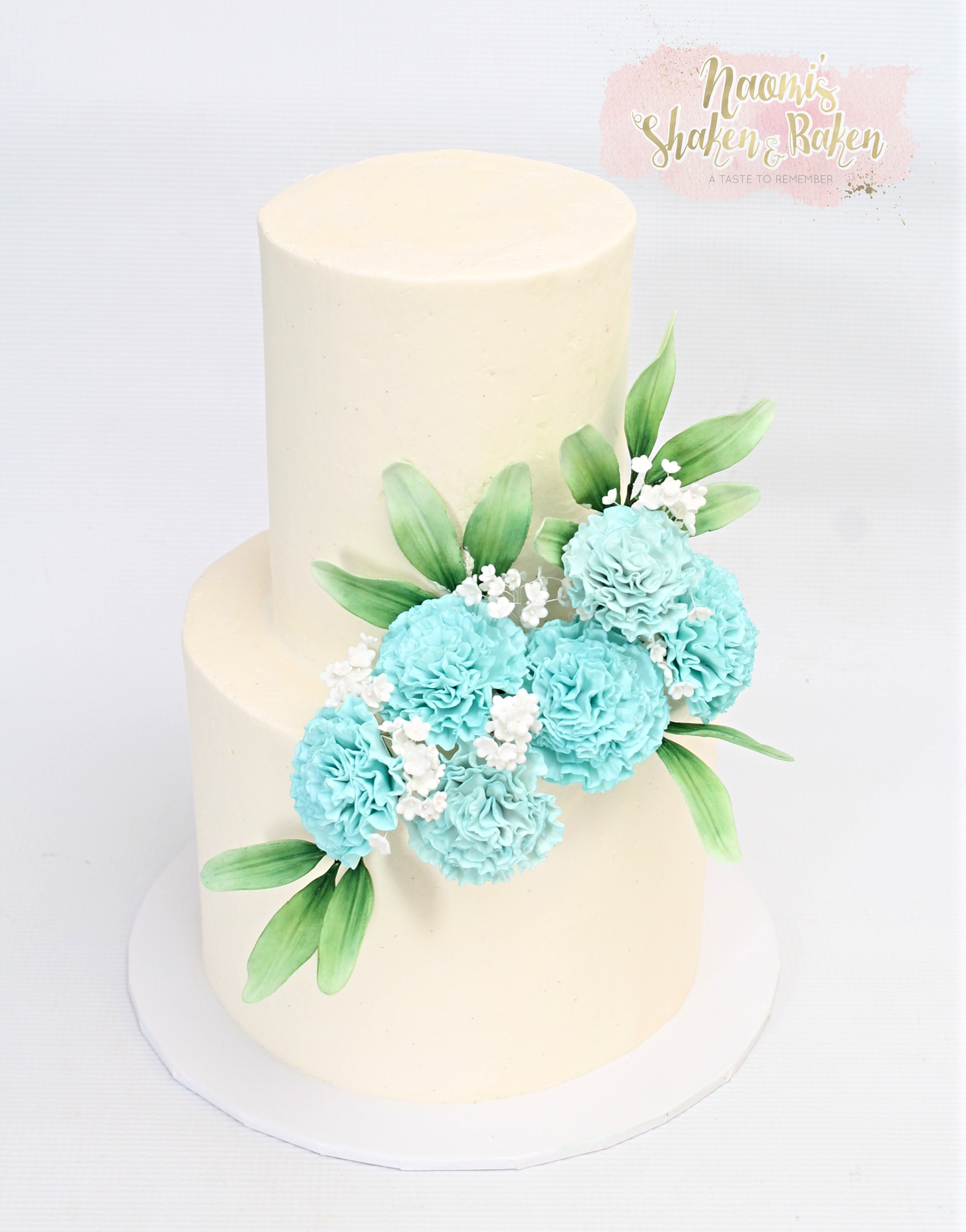 Bribie Island Charlies Wedding Cake