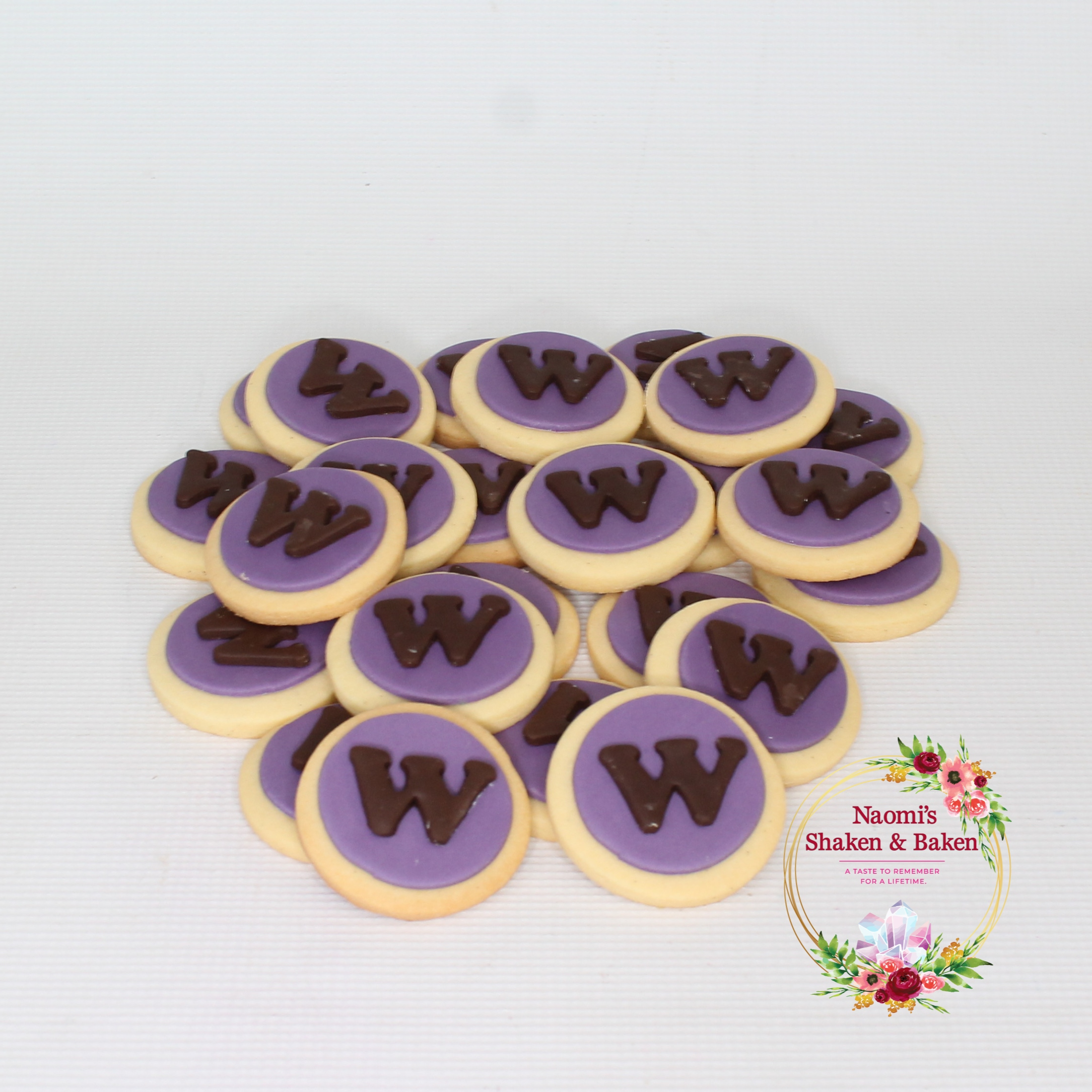 Willy Wonka Themed Cookies