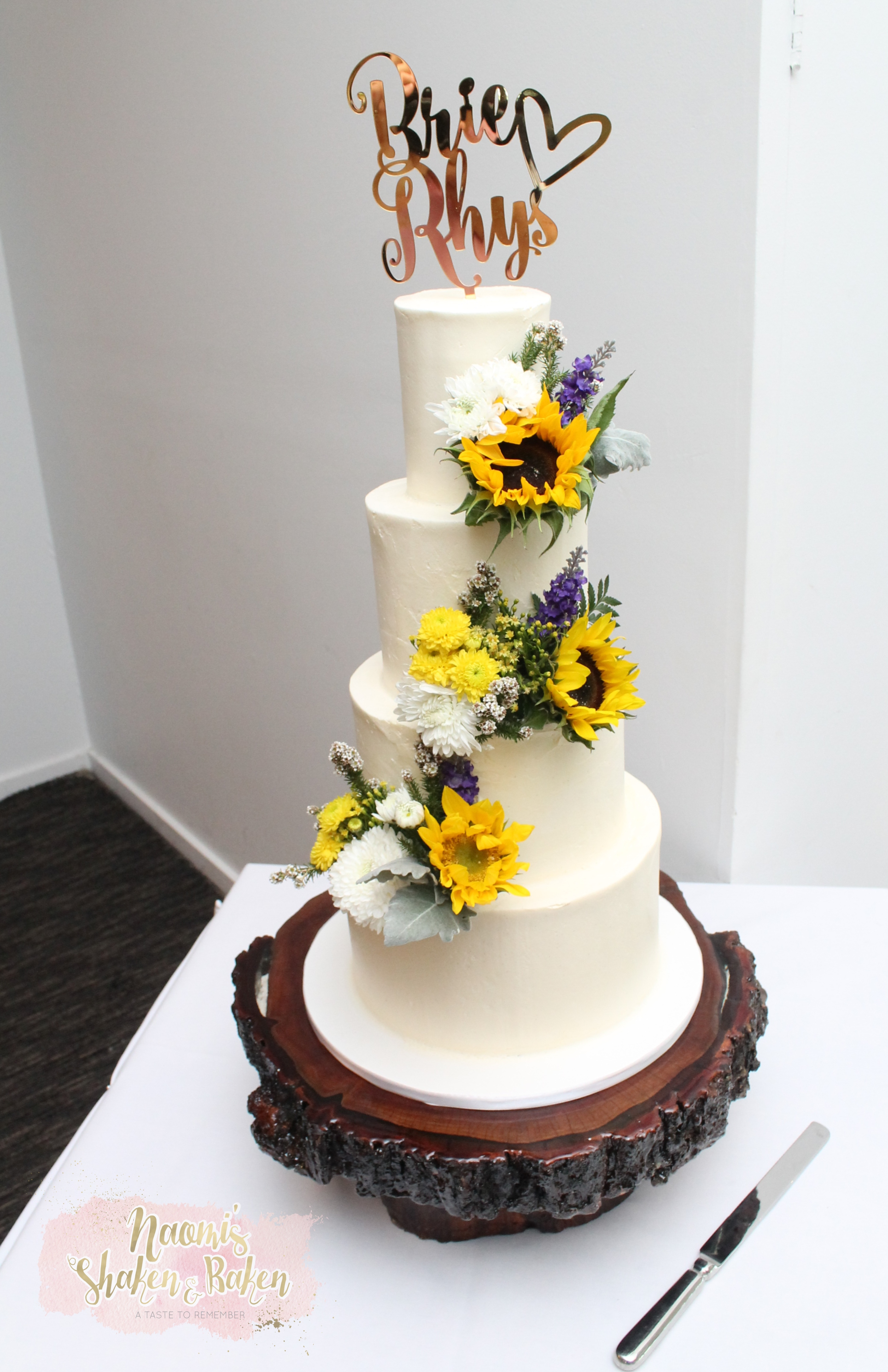 Wedding cakes Caboolture