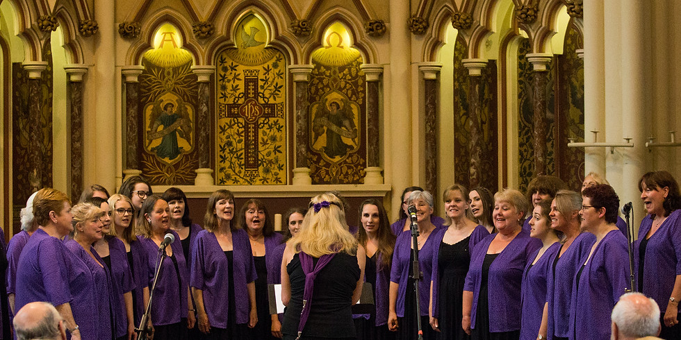 Concert with The Silver Ring Choir of Bath