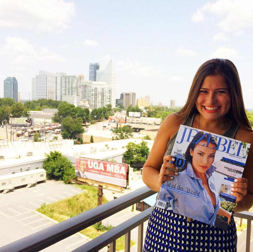 JEZEBEL magazine summer 2015 Atlanta, GA