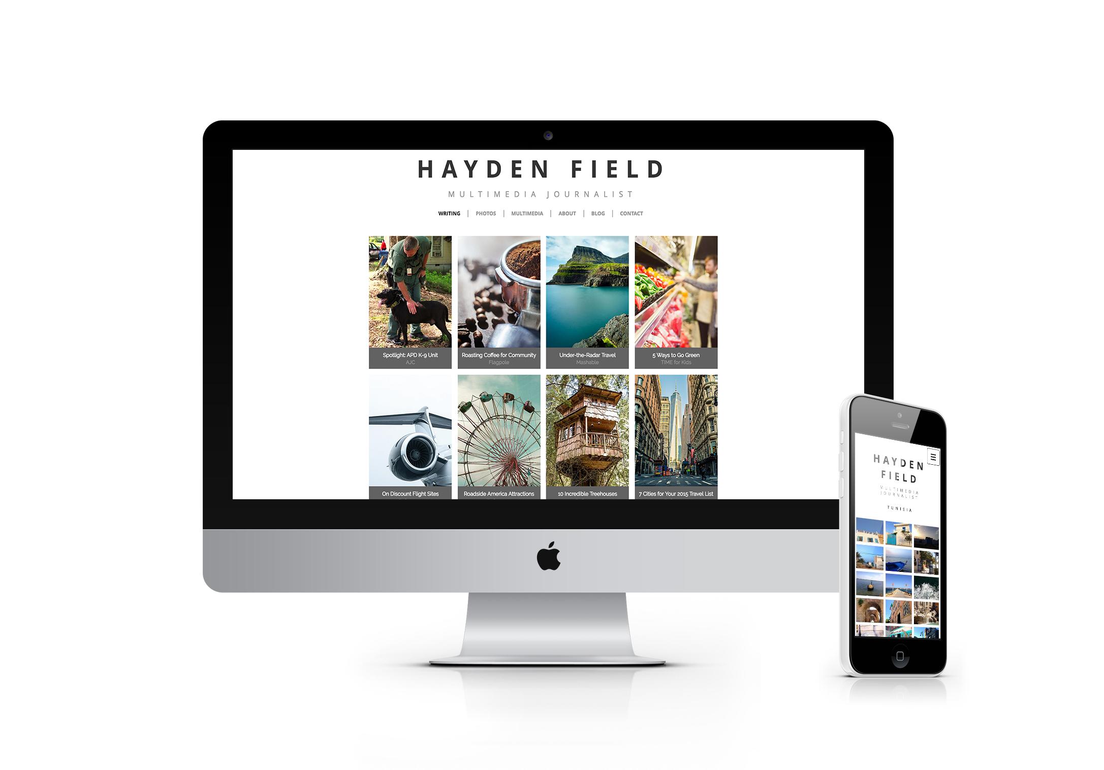 Hayden Field