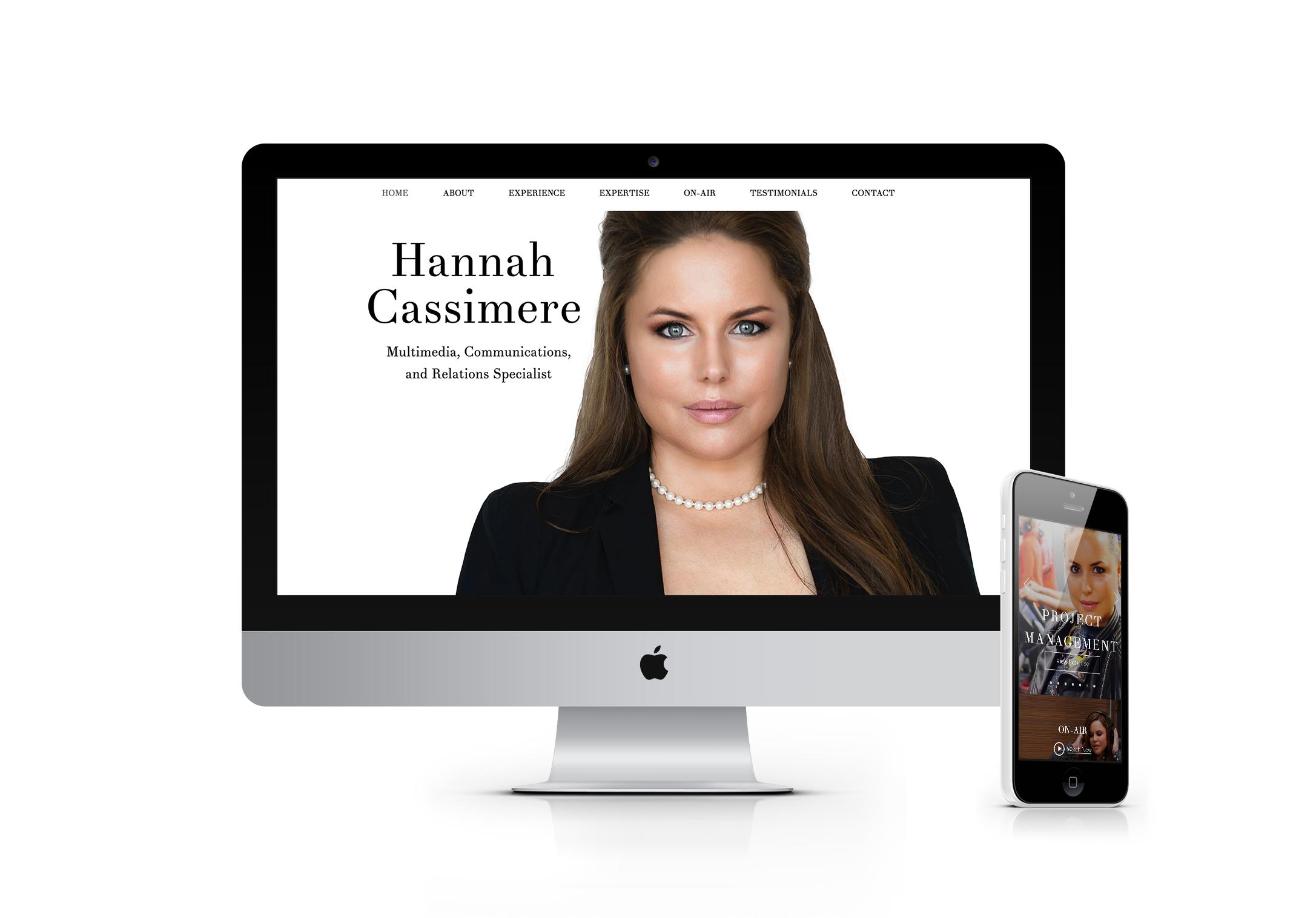 Hannah Cassmiere
