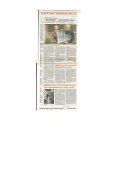 Article de presse C.O. du 12 mai 2014