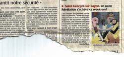 article presse C.O. 4 juin 2016