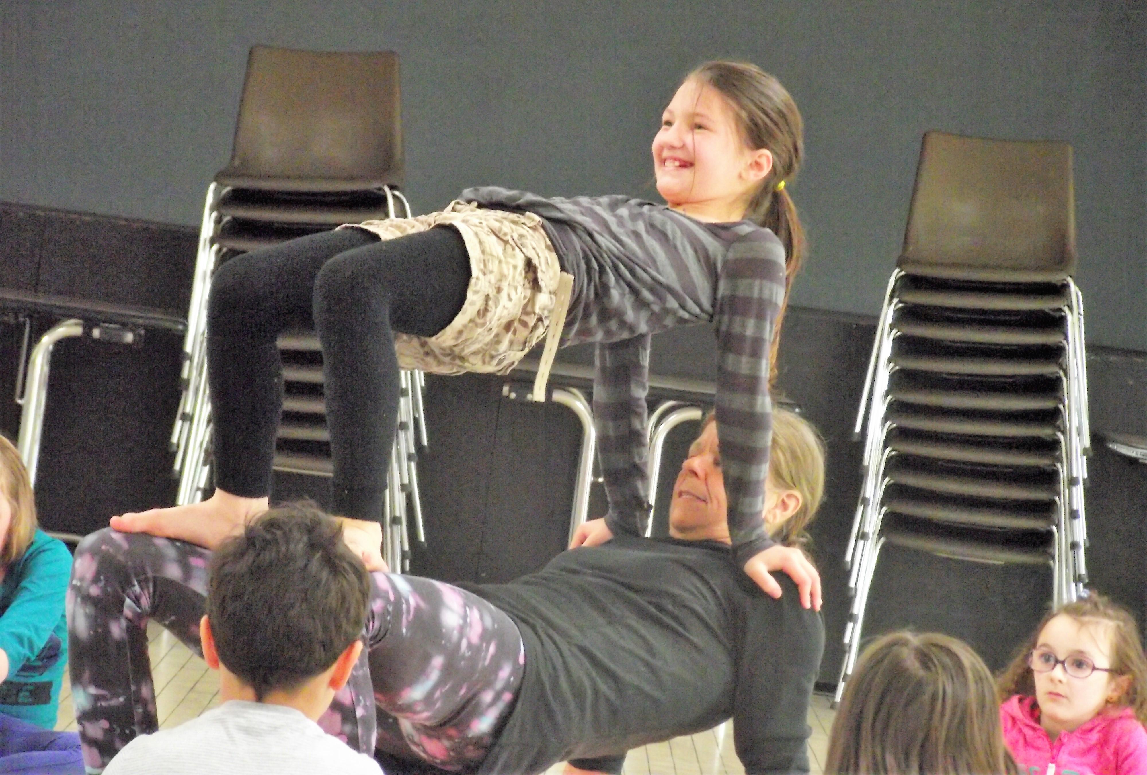 stage cirque du 02 mai 2018 avec lynx ja