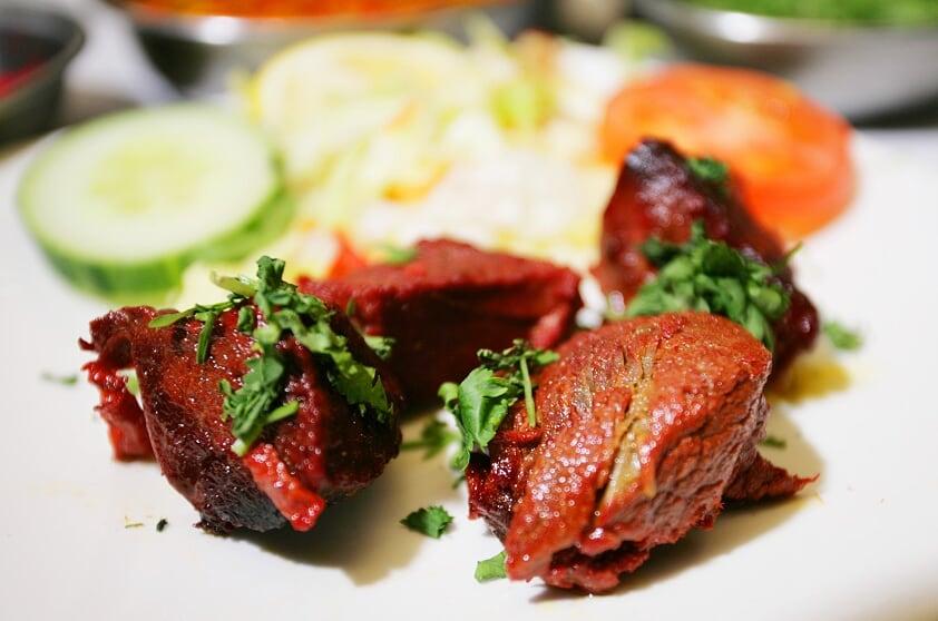 thumbnail_5 pc lamb tikka kebab only