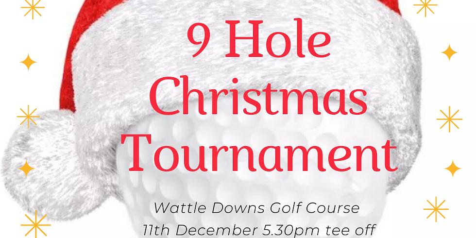 Ladies Christmas Tournament