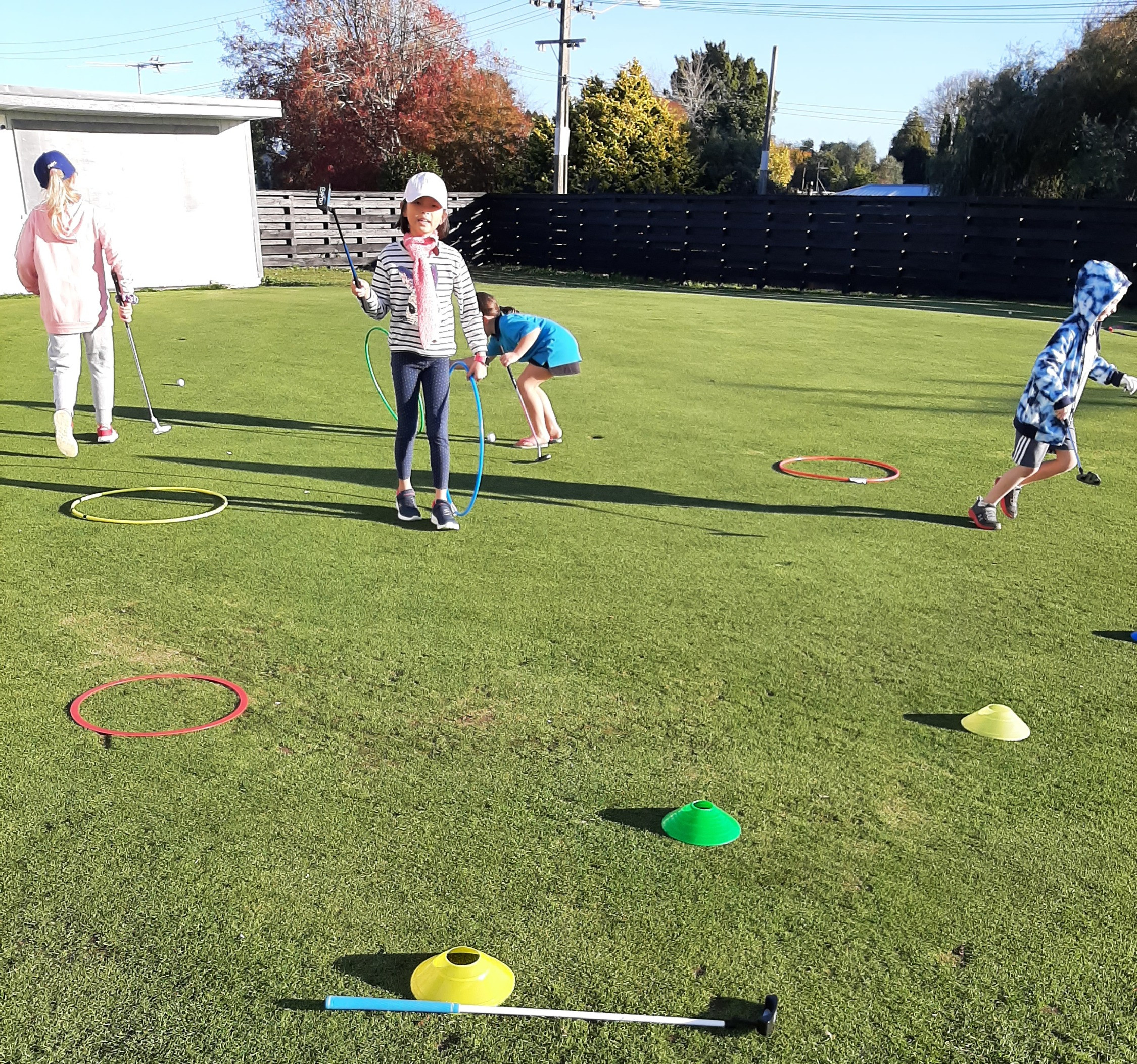 Youth Golf After School