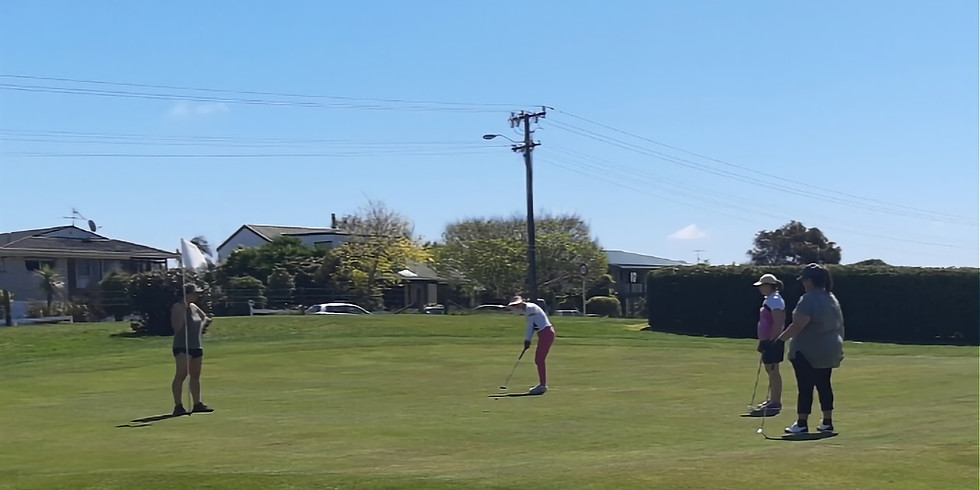 Womens Putting Clinic