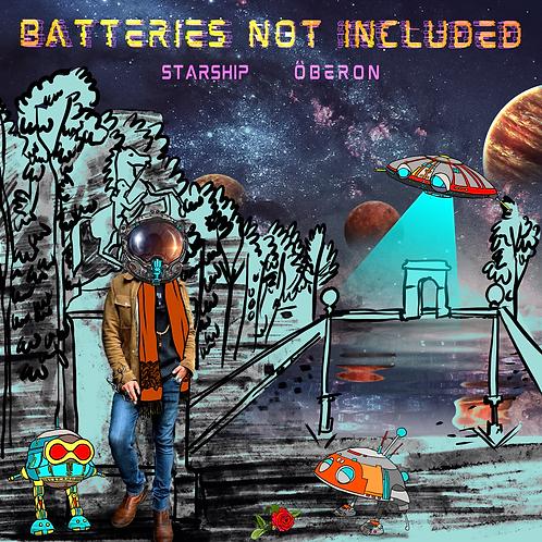 Starship Ôberon - Batteries Not Included - Vinyl LP