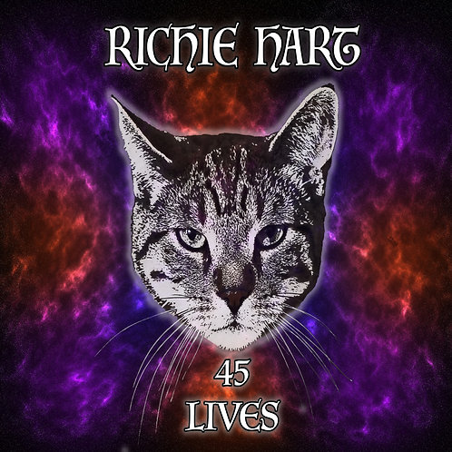 Richie Hart 45 Lives CD