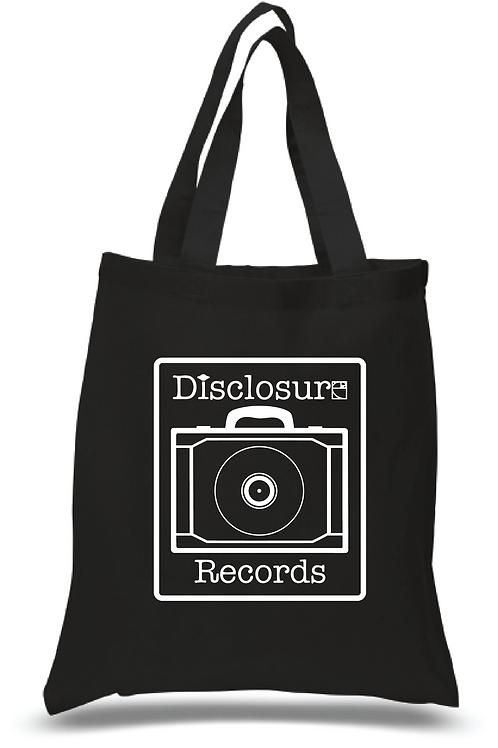 Disclosure Records Tote Bag