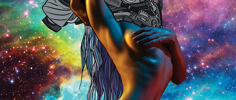 Starship Ôberon - Quantum Overdrive Limited Edition Fine Art Prints