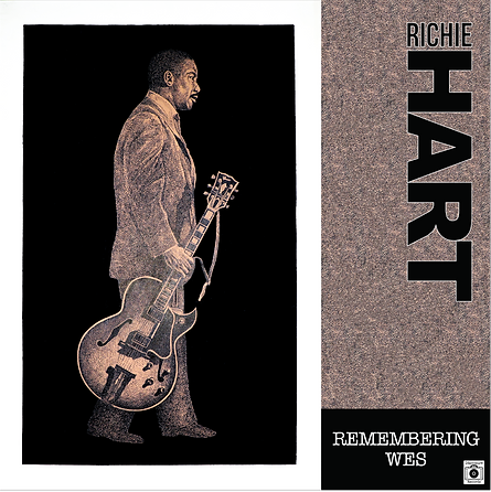 Richie Hart - Remembering Wes 30th Anniversary Double LP