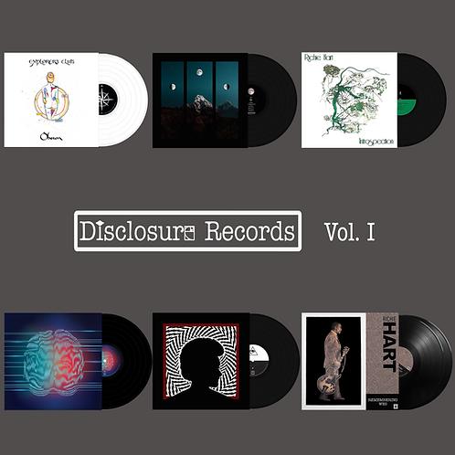 Disclosure Records Volume I