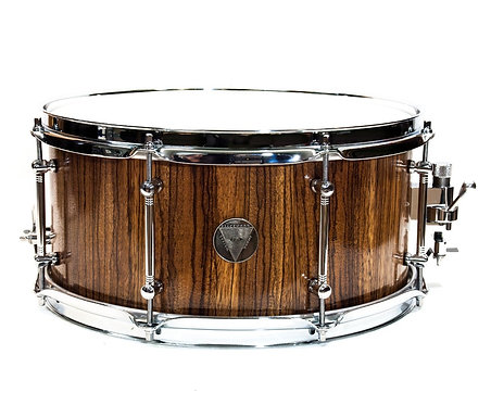 Zebrawood Stave Snare