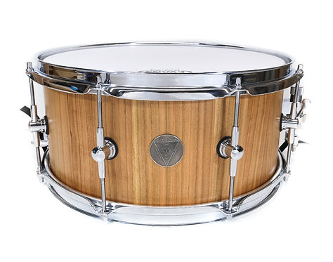 Cherry Stave Snare