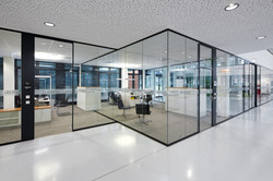 Glastrennwand Stuttgart