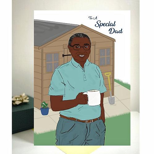 To A Special Dad Joseph