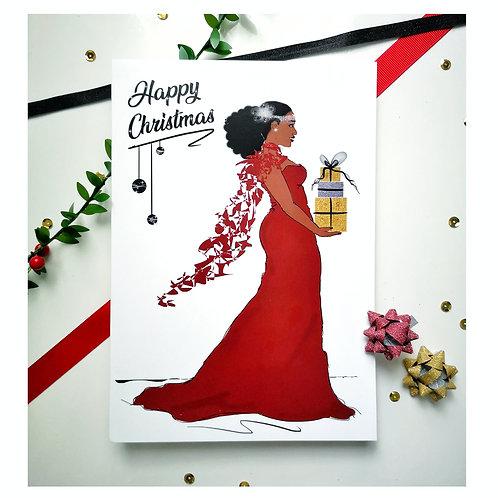 Ruby Christmas Card