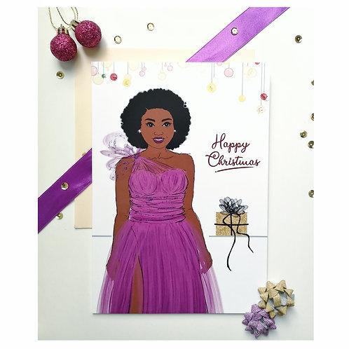 Chantelle Christmas Card