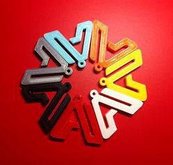 3D печать логотипов в Тюмени