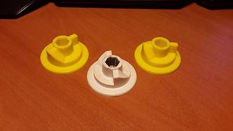 3D печать шестерней для кухонного оборудования из пластика Тюмень