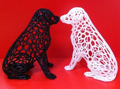 3D печать в Тюмени, 3D продажа изделий из пластика, 3д печать