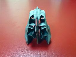 3D печать макета из пластика