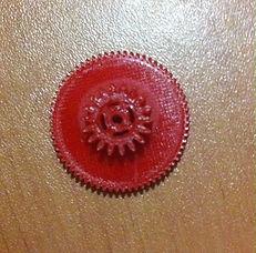 3D печать шестеренок Тюмень, производство из пластика