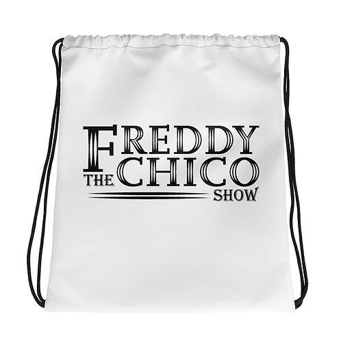 The Freddy Chico Show Drawstring bag