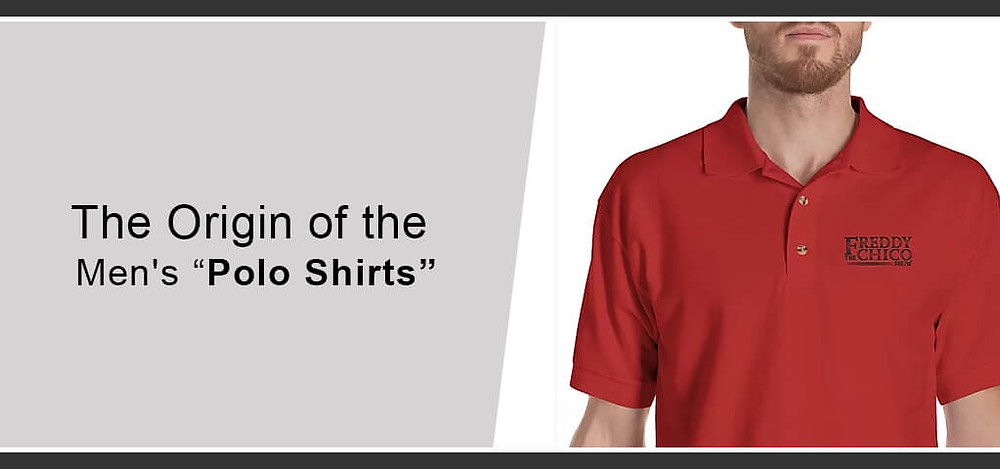 The Origin of the Men's Polo Shirts