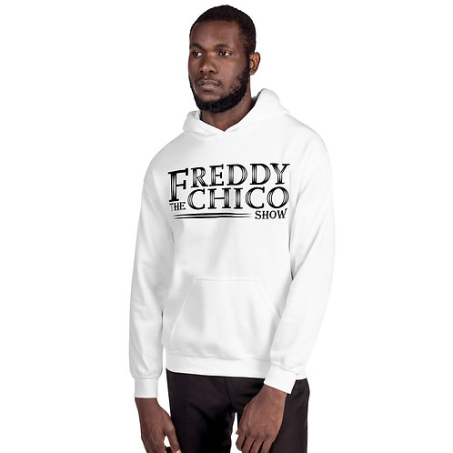 The Freddy Chico Show Hoodie White