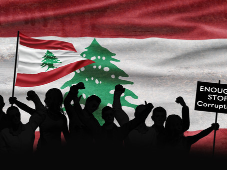 Dozens wounded in Lebanon as protesters demand basic rights