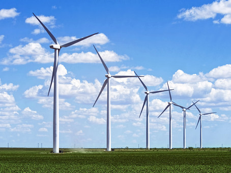 Texas Windfarms threat to military pilot, intelligence training and National Security - M20 SME