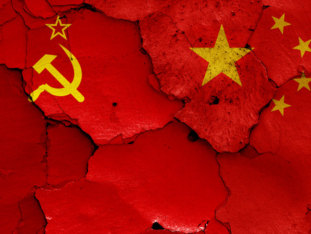 Why China's Technology Theft Poses a Bigger Challenge Than That of the Soviet Union