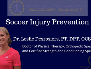 Join Me at The Elite Youth Soccer Summit THIS WEEK!