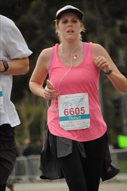 Carlsbad Half Marathon Runner